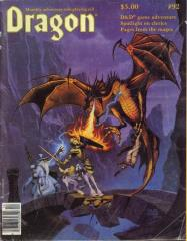 """#92 """"Sword of Justice - AD&D Module, Creative Clerics"""""""