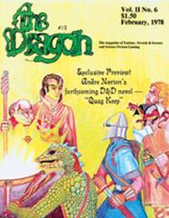 "#12 ""Persian Mythos, Illusionists, Druids, Sea Treasure for D&D"""