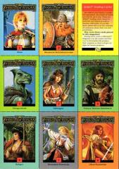 #160 - AD&D Trading Card Sheet Only!