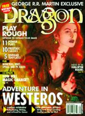 """#307 """"Adventure in Westeros & Poster, 10 Prestige Classes, Heroes of the Forgotten Realms"""""""