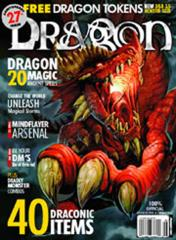 "#308 ""Dragon Magic, Heavy Gear, Dweomered Dragon Scales, Evil Dragon Tokens"""