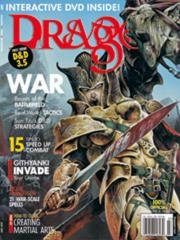 "#309 ""First D&D 3.5 Issue, Githyanki Invade, War-Scale Spells, Interactive DVD"""