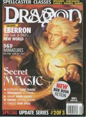 "#311 ""Eberron Exclusive, D&D Miniatures, Secret Magic"""