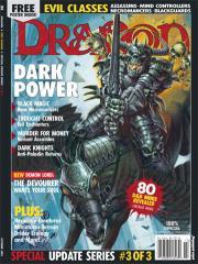 "#312 ""Dark Power, Evil Classes, Black Magic, Demon Lord"""