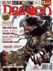 """#313 """"Mad Dragons - Draconian Delusions, D&D Mini-Tiles"""""""