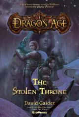 Dragon Age #1 - The Stolen Throne