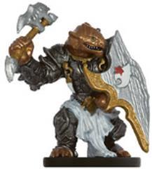 Male Dragonborn Warlord
