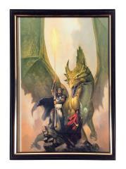 Dragonlance, The (Framed)