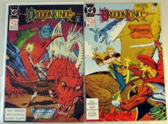 Dragonring! 2-Pack - Issues #24 & 25!