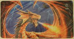 Playmat - Dragon's Fury
