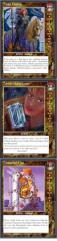 Dragon Storm Card Set #5 - Werecat Character