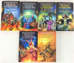 Dragon Warriors Complete Series Collection - 6 Books!