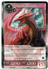 Draig, the Red Dragon (U) (Foil)