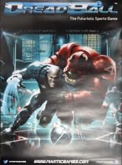 Dreadball Promo Poster