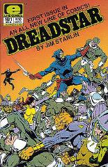 Dreadstar Collection - Issues #1 - #34