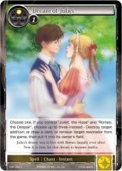 Dream of Juliet (C)