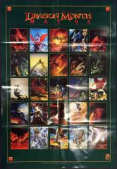 1993 Dragonmonth Promo Poster