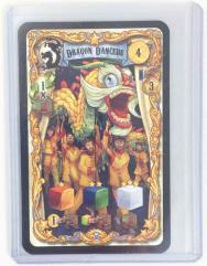 Drum Roll - Dragon Dancers Promo Card