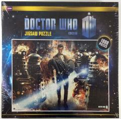 Doctor Who Jigsaw Puzzle #1