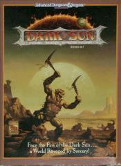 Dark Sun (1st Edition)