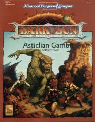 Asticlian Gambit