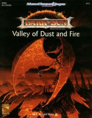 Valley of Dust and Fire