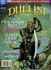 "#17 ""Fifth Edition Card List, Weatherlight Saga, Visions FAQ"""