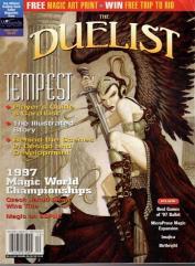 "#20 ""Tempest Card List, 1997 Magic World Championships, Magic Compendium"""