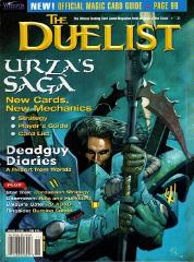 "#31 ""Cycling into Urza's Saga, New Mechanics, 1998 World Championships, Star Trek - Cardassian Strategy"""