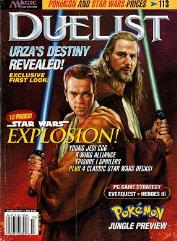 "#39 ""Star Wars Explosion, Pokemon Jungle Preview, Duelist Oracle Player's Guide"""