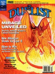 "#13 ""Mirage Unveiled, Fifth Edition Rules Changes"""