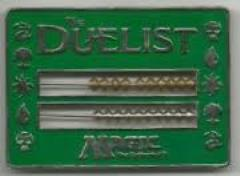 Duelist Metal Abacus - Life Counter, Green