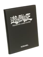 Duelist Card Portfolio - Black w/Silver