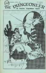 "#7 ""Metamorphosis Alpha Mini-Dungeon, Barbarians"""