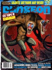 "#120 ""Lost Temple of Demogorgon, The Obsidian Eye, Greyhawk Map Part #3"""