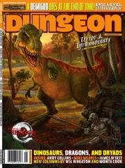 "#123 ""Shards of Eberron, Epic Level Extravanganza, Terror & Tyrannosaurs"""