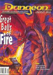 "#74 ""Great Balls of Fire, The Lost Valley, Stirge Warfare"""