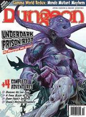 """#94 """"Underdark Prison Riot, Gamma World Redux, Monster Tokens Set #7"""""""