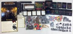 Dungeon Alliance Collection - Base Game w/Expansion and All Adventures!