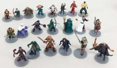 Dungeon Alliance Painted Miniatures