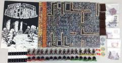 Dungeon Bowl - Elves & Dwarves w/Painted Figures