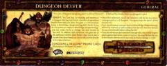 Player Rewards Card 1 - Dungeon Delver