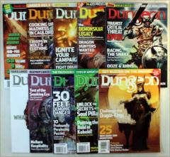 Dungeon Magazine Collection - Issues #101-110