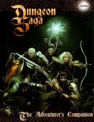 Dungeon Saga - The Adventurer's Companion - Book Only!
