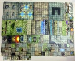 Dungeon Tiles Collection #12 - 130+ Pieces!