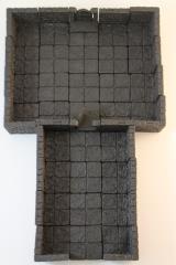 Dungeon Game Tiles Set (Dungeon Gray)