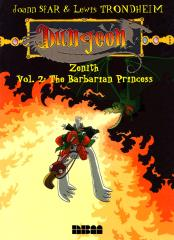 Dungeon - Zenith Vol. 2 - The Barbarian Princess