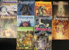 Dungeon Magazine Collection - Issues #11-20