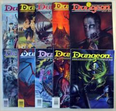 Dungeon Magazine Collection - Issues #21-30