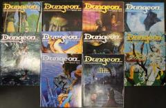 Dungeon Magazine Collection - Issues #41-50
